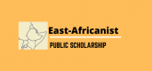 East – Africanist